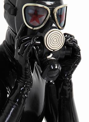 Sex mit der Gasmaske