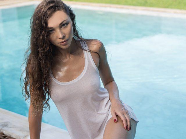 Sex im Freibad